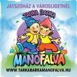 Tarkabarka Manófalva Játszóház