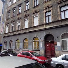 Akácfa utcai gyermekorvosi rendelő - dr. Ónody Gábor (Fotó: cai)