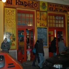 El Rapido Grill & Deli