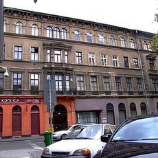 Mozgáscentrum a Fischer-házban (Forrás: mierzsebetvarosunk.blog.hu)