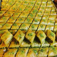 Iran Cukrászda