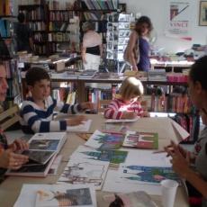 Vince Könyvesbolt és Galéria (Klauzál13)