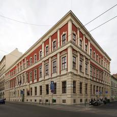 Liszt Ferenc Zeneművészeti Egyetem - Ligeti György Épület (Forrás: hazai.kozep.bme.hu)