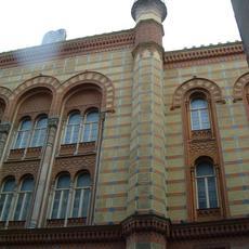 Rumbach Sebestyén utcai Zsinagóga (Forrás: oroksegnapok.hu)