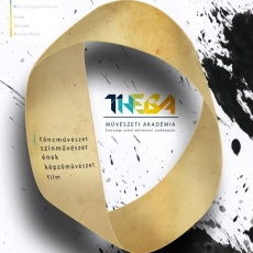 Théba Művészeti Akadémia logo