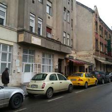 Wesselényi utcai háziorvosi rendelő - dr. Decastello Alice (Fotó: cai)