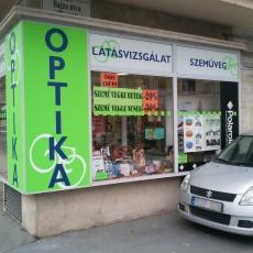 Rácz Optika - Bajza utca