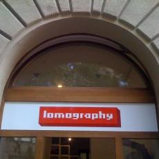 Lomography Rombolt & Café Analóg