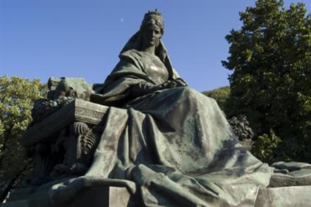 A budai szobor, kép: budapestcity.org