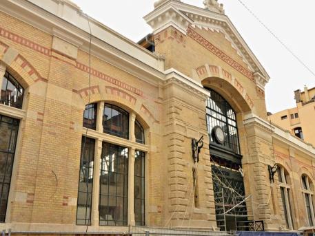 Felújítás alatt (forrás: turizmusonline.hu)