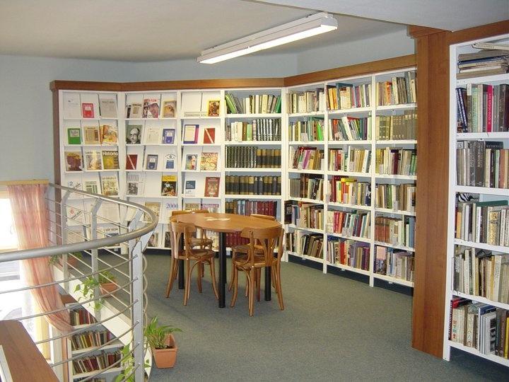 A Rottenbiller utcai könyvtár