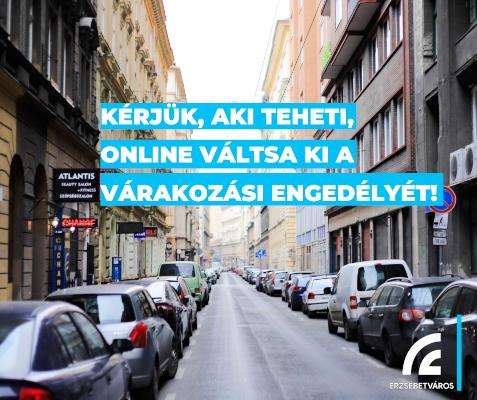 VII. kerület - Erzsébetváros   Erzsébetvárosi parkolás ...