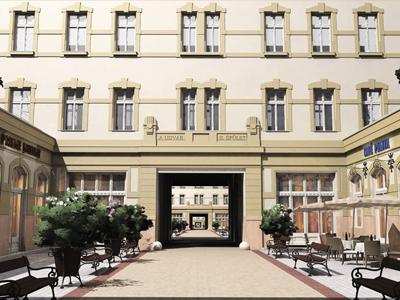 budapest épülettár