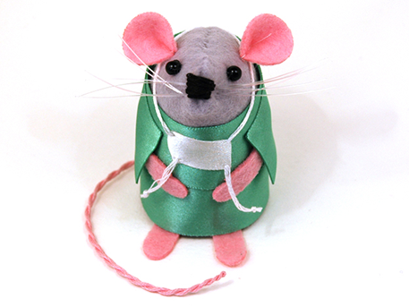 Dr. Severin, TheHouseOfMouse
