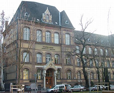 Fasori Gimnázium, fotó: Országos Evangélikus Múzeum