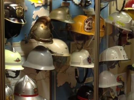 Képrészlet: tűzoltó múzeum