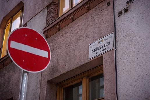 Fotó: FB, Kazinczy utca