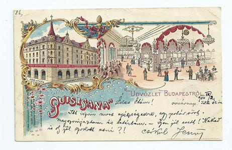 Kép: Szántó András, Budapest régi kocsmái