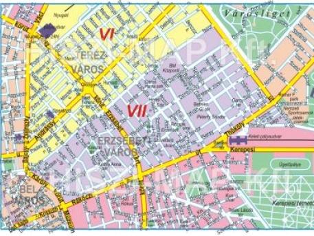 budapest térkép 6 kerület VII. kerület   Erzsébetváros | Kik kapják a kerületi elismeréseket? budapest térkép 6 kerület