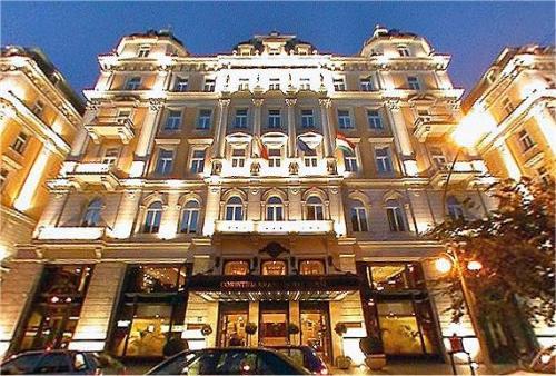 Vii Ker 252 Let Erzs 233 Betv 225 Ros Corinthia Hotel Budapest